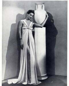 1930s Ball Gown Dresses