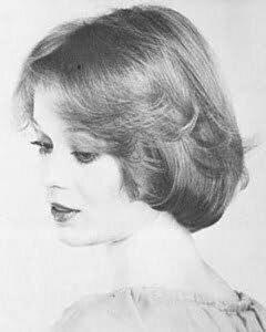 a vintage face