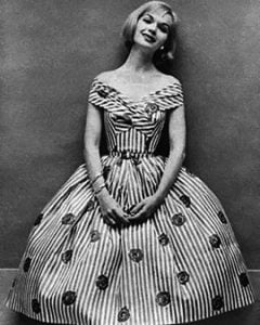 a jumper dress