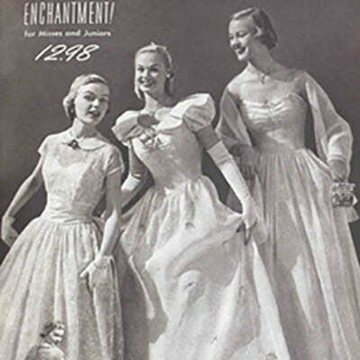 What Party Dresses Suit for 1950's Women in A Ballet Will?