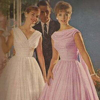 1960s Party Dresses-What to wear for a party?