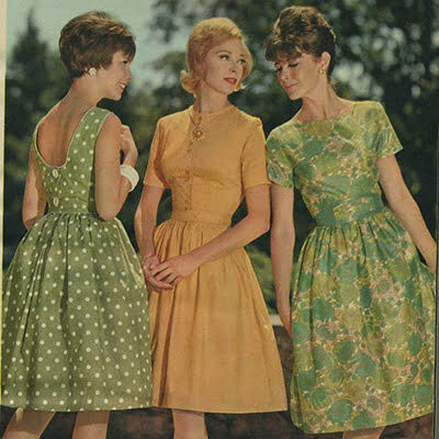 1960s Style Summer Dresses: '60s Fashion Trends We Still Love Today