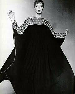 1970s long dress