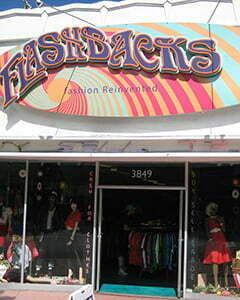 vintage shop in Sandiego