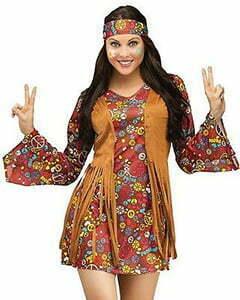 1960s Hippie fashion