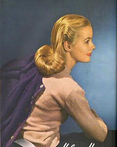 1950s long hair