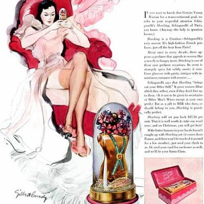 Scents of 1930s: Vintage Perfumes