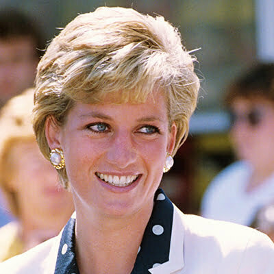 80s Hairstyles-Lady Diana Haircut VS. Audrey-inspired Cut