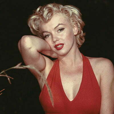 1950s Hairstyles – Marilyn Monroe Glamorous Short Hair