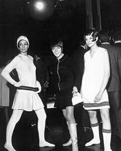 Mary-quant and 3 women