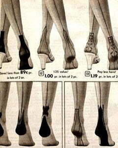 1940s Stockings