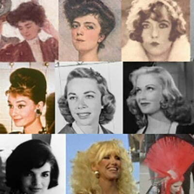 1920s-1970s Women's Hairstyles: 5 Iconic Styles for Each Decade