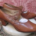 1920s-FLAPPER-KID-LEATHER-MARY-JANE-SHOES