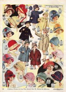 1920s-children-clothing-girls-hats