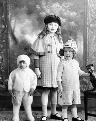 1920s Clothing for Children: Pursuing Comfort