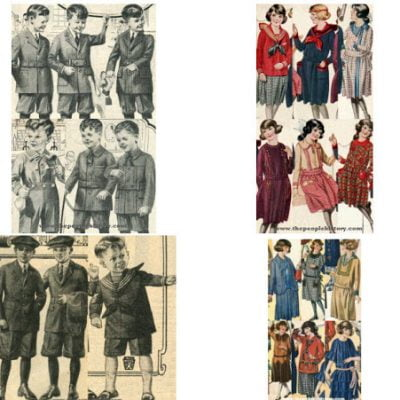 1920s Formal Outfits Guide: Dress Your Girls & Boys