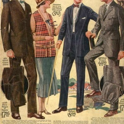 1920s Clothing Style – Decorate Your Wardrobe