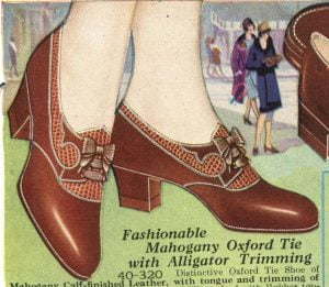1920s-flapper-shoes-oxford