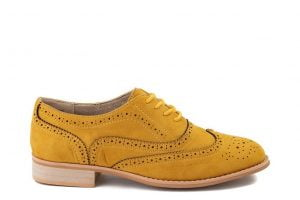 1920s-mustard-oxford-casual-shoes