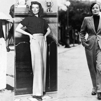 Why Praise Coco Chanel? For the 1920s Pants Idea!