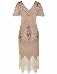 1920s-plus-size-bridesmaid-dress-apple-shape-1