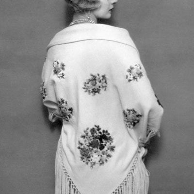 1920s Shawls-Essential Female Accessories