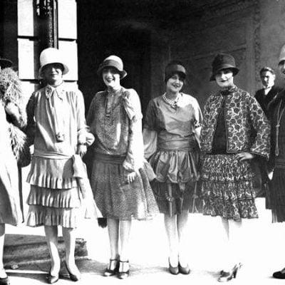 Flapper Shoes: Favorite Footwear in the 1920s