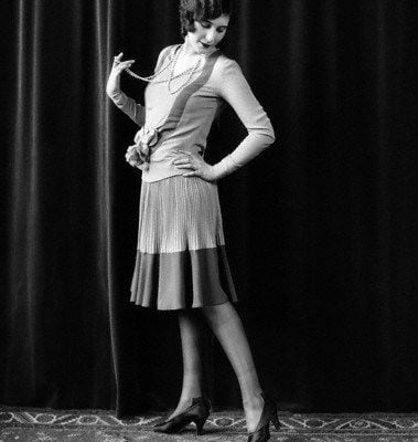 What Shoes to Wear with a 1920s Dress