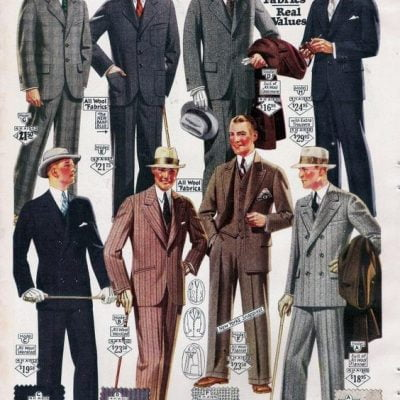 Outfit Ideas for Men: How to Dress 1920s Fashion