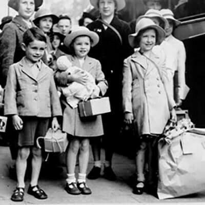 1940s Children's Fashion Guide for Girls & Boys