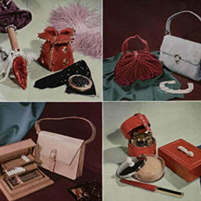 1940s Fashion-Guide to 1940s Women's Accessories