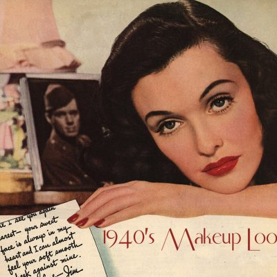 1940s Makeup Recreation: Embrace Your Beauty
