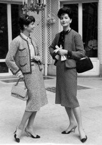 1950s-Chanel Suit
