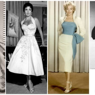 1950s Fashion Celebrities That Defined Fifties Style