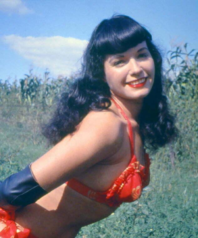 1950s-fashion-icon-Bettie-Page