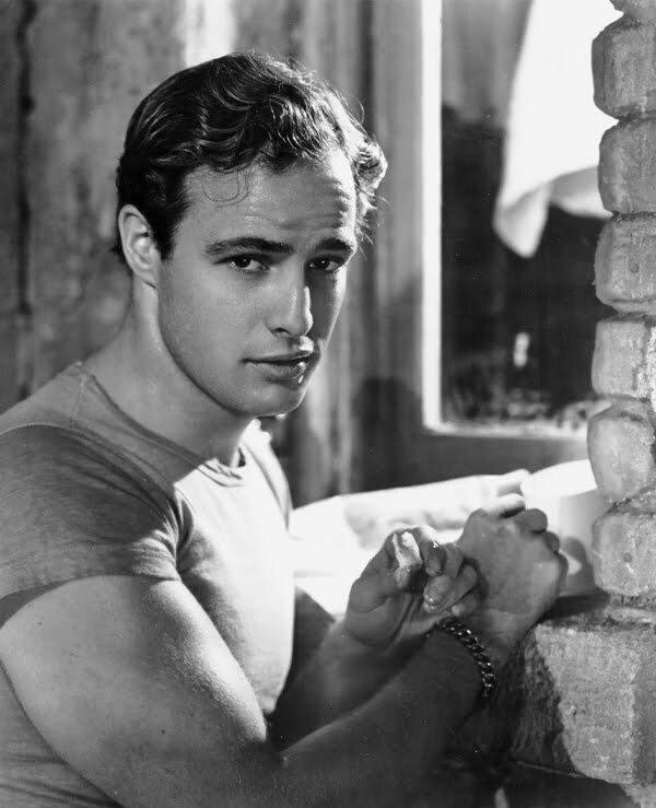 1950s-fashion-icon-Marlon-Brando