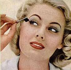 Classic 50s Bold Makeup-Show Your Confidence