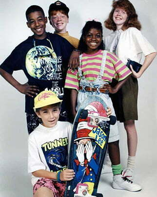 1980s Children;s Fashion