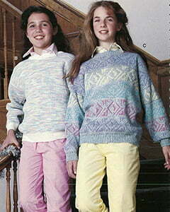 1980s girl