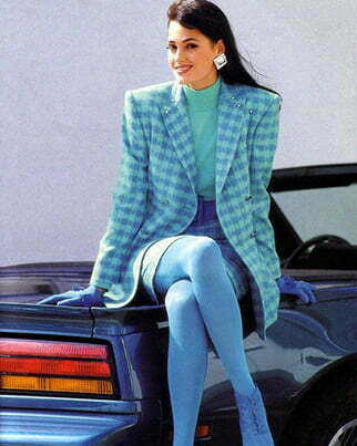 1980s woen's Fashion