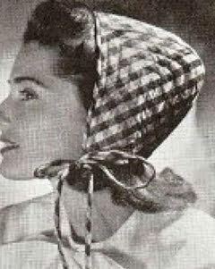 1940s hat