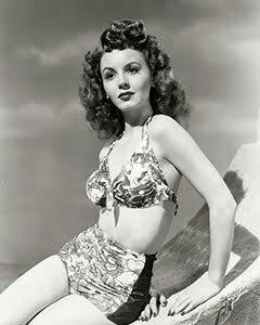 1940s Bikini