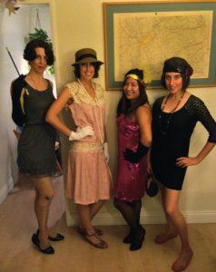 Flapper-costume