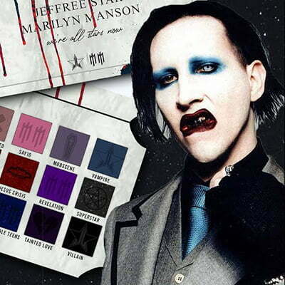 "Marilyn Manson Makeup for ""Gay Pride"" of UK"