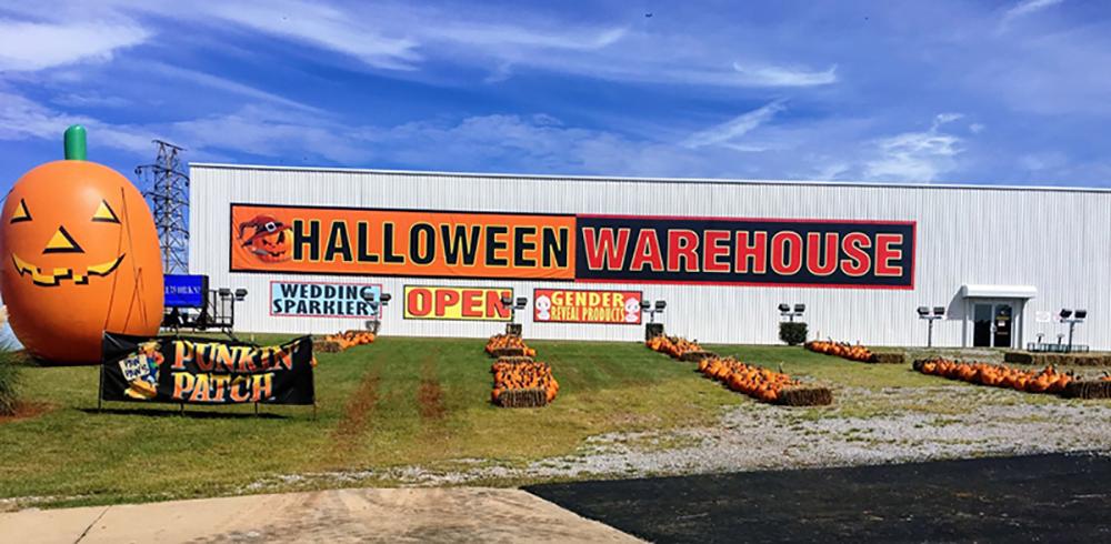 Top vintage warehouse
