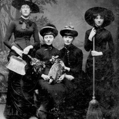 Vintage Halloween Costume Trends During the 19th Century