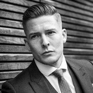 Top 3 Hairstyles For Men In The Roaring 20s Turning Up Your Charm Vintage Retro