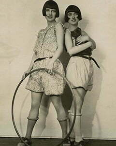1920s women's Fashion