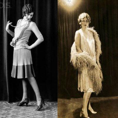 1920s Vintage Shoes: Best Choices for A Flapper Dress