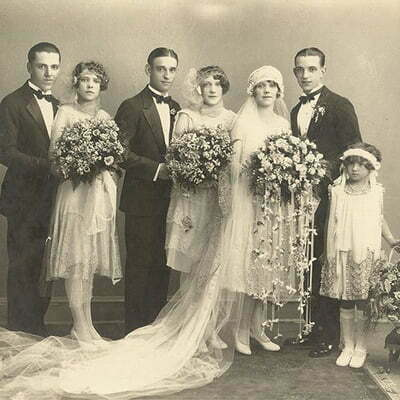 1920s Wedding Trends: Fun & Frivolous from the Roaring '20s